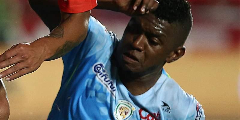 Jaguares hundió al Junior y festejó en el \'Metro\': le ganó 1-2