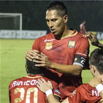 Rionegro Águilas Patriotas Liga Águila I 2017