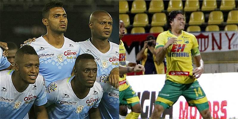 Jaguares Huila Liga Águila I 2017