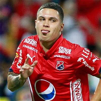 Juan Fernando Quintero Independiente Medellín