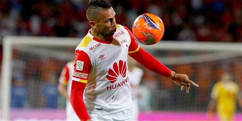 Santa Fe empató Rionegro