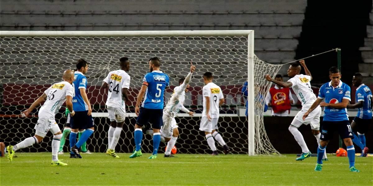 Once Caldas Contra Cúcuta: Resultado De Once Caldas Contra Millonarios En La Liga I