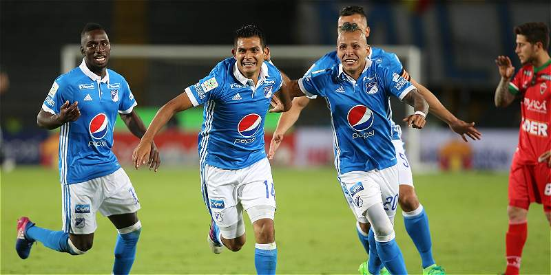 Crónica Millonarios-Patriotas