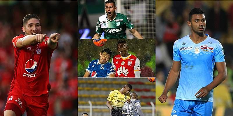Fecha 20 Liga Águila I 2017