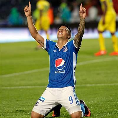 'Creo que merezco mucho más en Millonarios': Cristian Arango