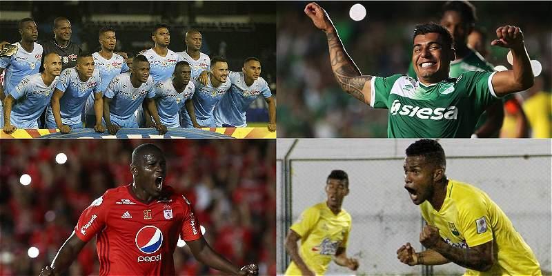 Bucaramanga se metió a los cuartos de la Liga-I: aquí los clasificados