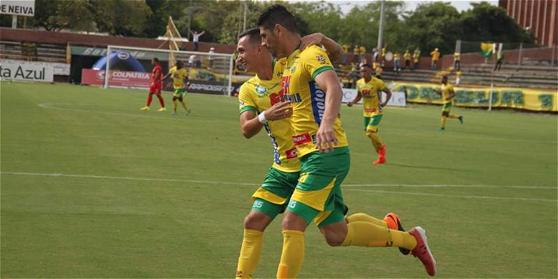 Huila cerró su participación en Liga I con victoria 0-1 sobre Tigres