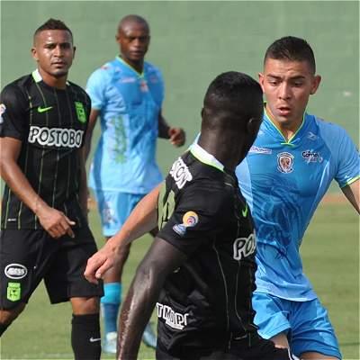 Atlético Nacional Jaguares de Córdoba