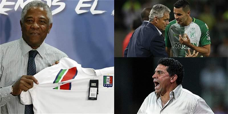 Los doce entrenadores mundialistas que han dirigido en Colombia
