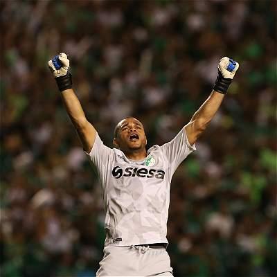 'Puedo ser el arquero número uno del Deportivo Cali': Pablo Mina