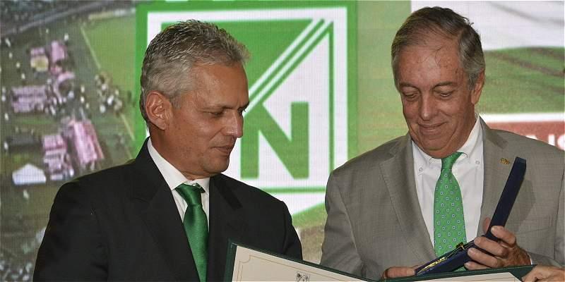 Contacto con Juan Manuel Lillo está \'bastante adelantado\', dijo Botero