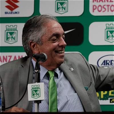 Andrés Botero Atlético Nacional