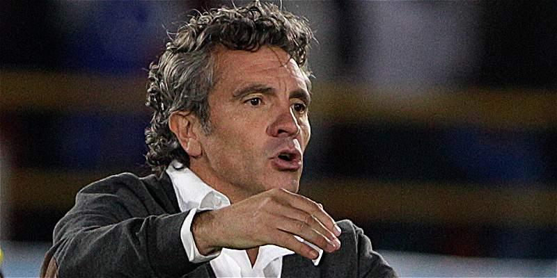 Juan Manuel Lillo Atlético Nacional