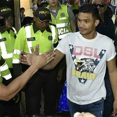 'Atención, llegó el nuevo goleador': cántico de bienvenida para 'Teo'