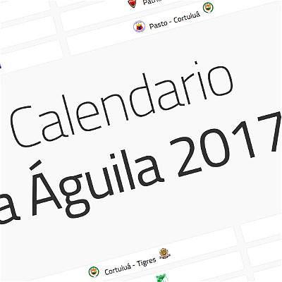 Calendario de la Liga II 2017
