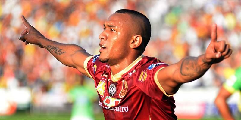 Con un inspirado Ángelo Rodríguez, Tolima derrotó 3-0 a Alianza