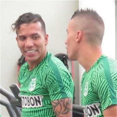 'Por su experiencia, a Mateus le va a ir bien en México': Dayro Moreno