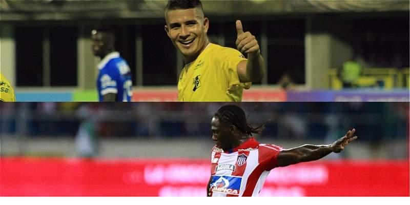 Cesar Arias vs. Yimmy Chará