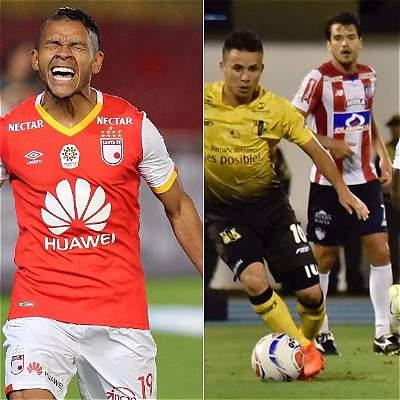 Resumen fecha 4 Liga Águila II 2017