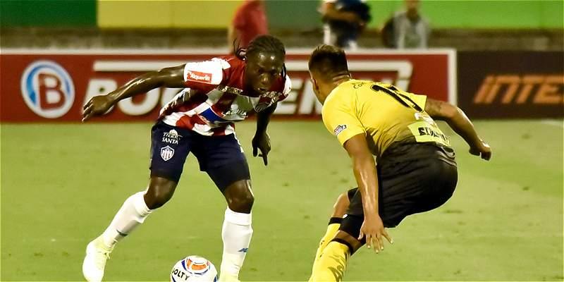 Alianza tumbó el invicto de Junior: lo venció 1-0 en Barrancabermeja