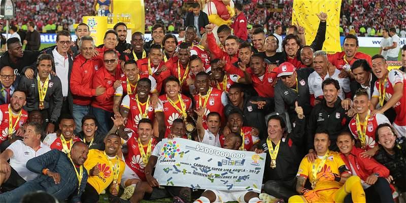 Santa Fe, campeón de Superliga