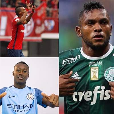 Liga colombiana traspasos