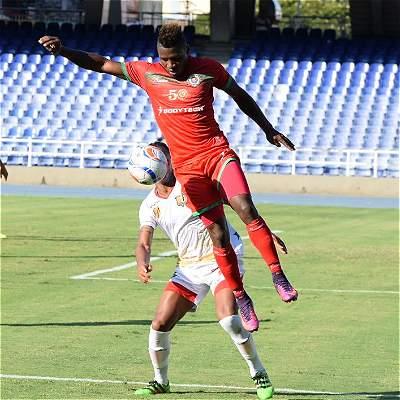 Cortuluá ganó con lo justo para seguir arriba en Liga: 1-0 a Rionegro