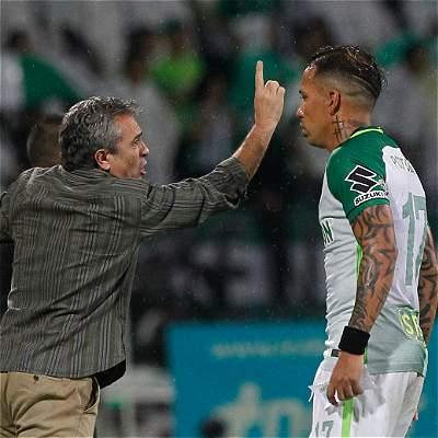 Atlético Nacional Juan Manuel Lillo