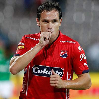 Hernán Hechalar pasará de Independiente Medellín a Atlético Tucumán