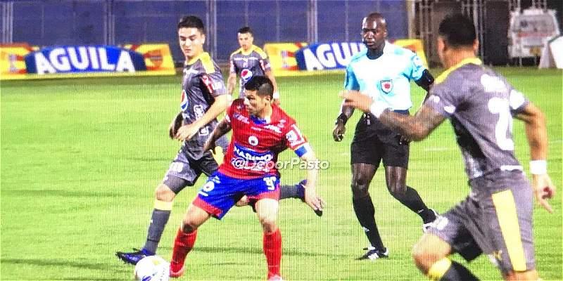 En juego de ida y vuelta, Pasto venció 1-0 al Independiente Medellín
