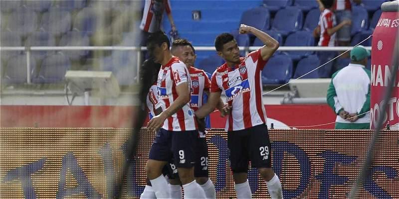 Junior, gigante en el Metropolitano: 3-0 a Once Caldas y sigue líder