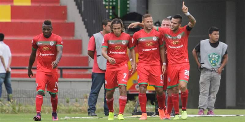 Cortuluá busca su tercera victoria consecutiva en su visita al Tolima