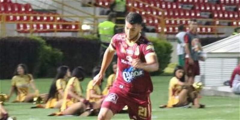 Triunfo tranquilizador del Deportes Tolima 2-0 frente al Cortuluá