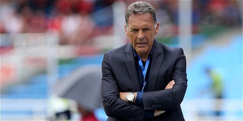 'El fútbol colombiano debe manejarse con otro tipo de formas': Russo