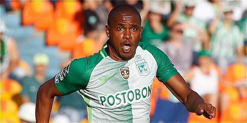 Edwin Valencia Atlético Nacional