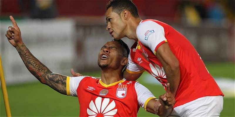 Santa Fe enfrenta a Deportivo Pasto