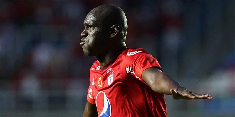 'Es importante marcar y además que el equipo gane': Martínez Borja
