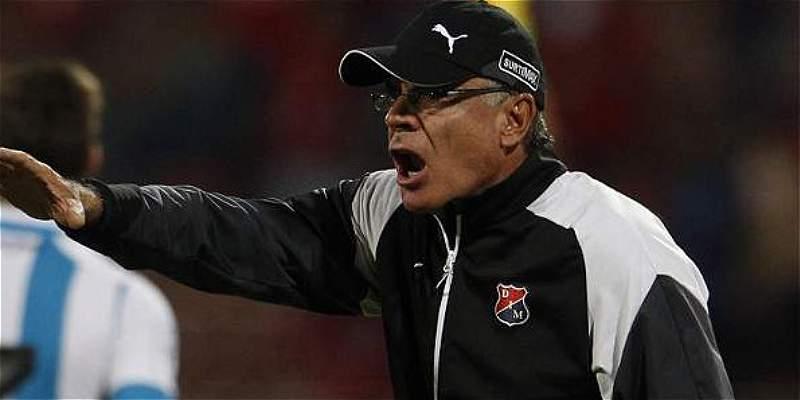 'Medellín tuvo una buena expresión futbolística': Juan José Peláez