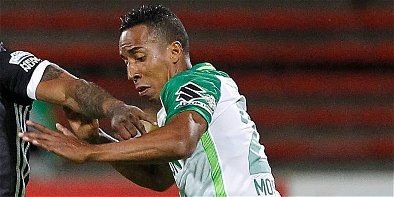 Mosquera, cuatro fechas de sanción por agresión a jugador de 'Millos'