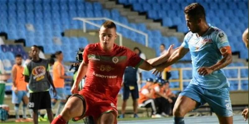 Jaguares venció 1-3 a Cortuluá en un duelo clave por el descenso