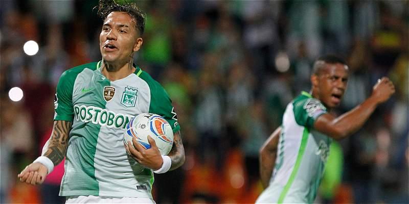 Atlético Nacional debe mejorar resultados de visitante