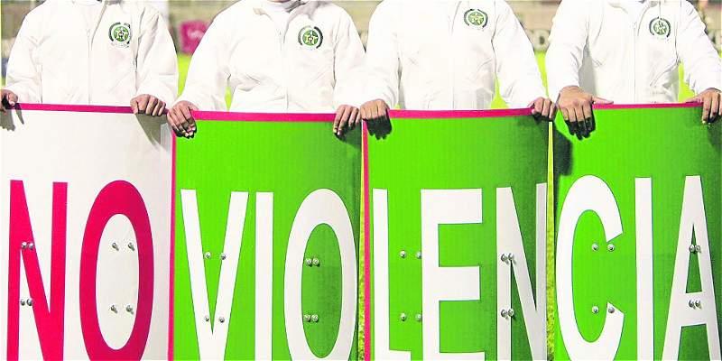 Colombia pone en marcha plan piloto contra la violencia en el fútbol