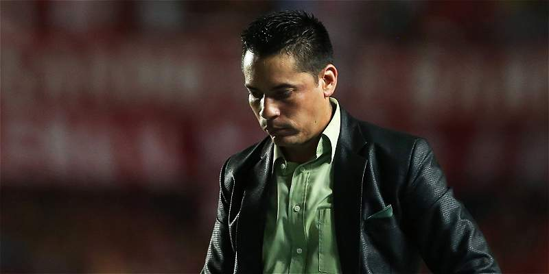 Héctor Cárdenas dejó de ser el técnico del Deportivo Cali