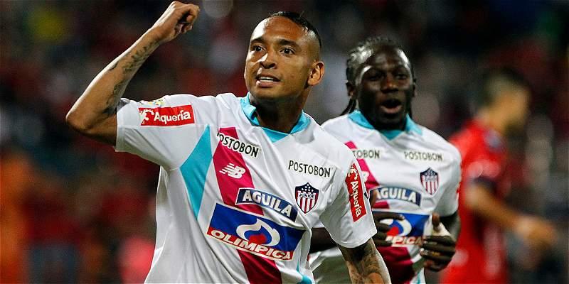 Junior va por otro 'pez gordo' en la Liga: Independiente Santa Fe