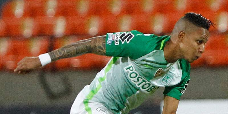 'En diciembre se termina mi contrato con Nacional': Arley Rodríguez