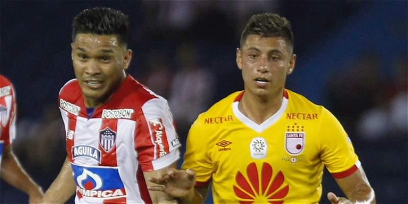 'Santa Fe puede tener un fútbol que no gusta, pero es efectivo': Pérez