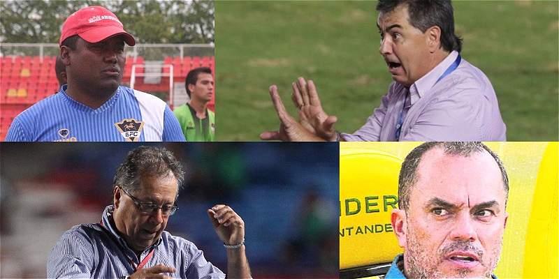 Cuatro equipos, en riesgo de descenso