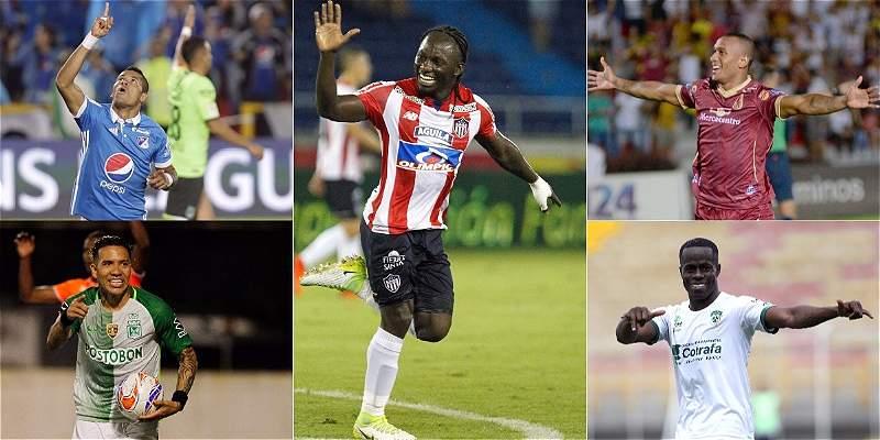 Los goleadores, el 'as' bajo la manga de los equipos para los cuartos