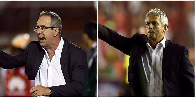 Reinaldo Rueda y Gerardo Pelusso, candidatos a técnico del Cali