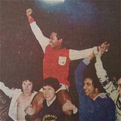 Millonarios campeón 1978 en clásico con Santa Fe